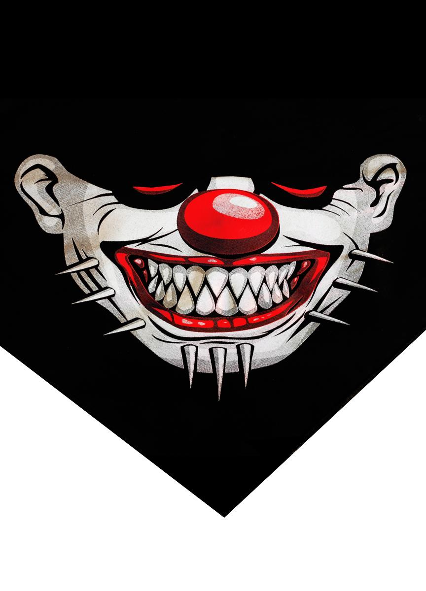 Clown Face Bandana images