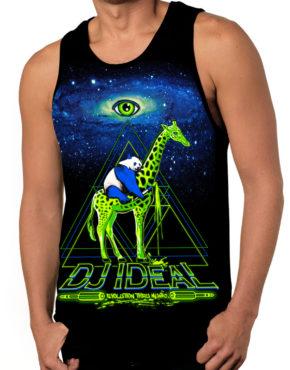 men DJ Ideal Tank