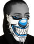 BW Clown Blue