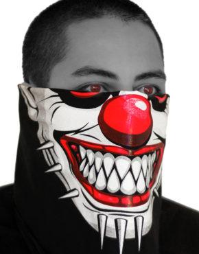 BW Clown Red