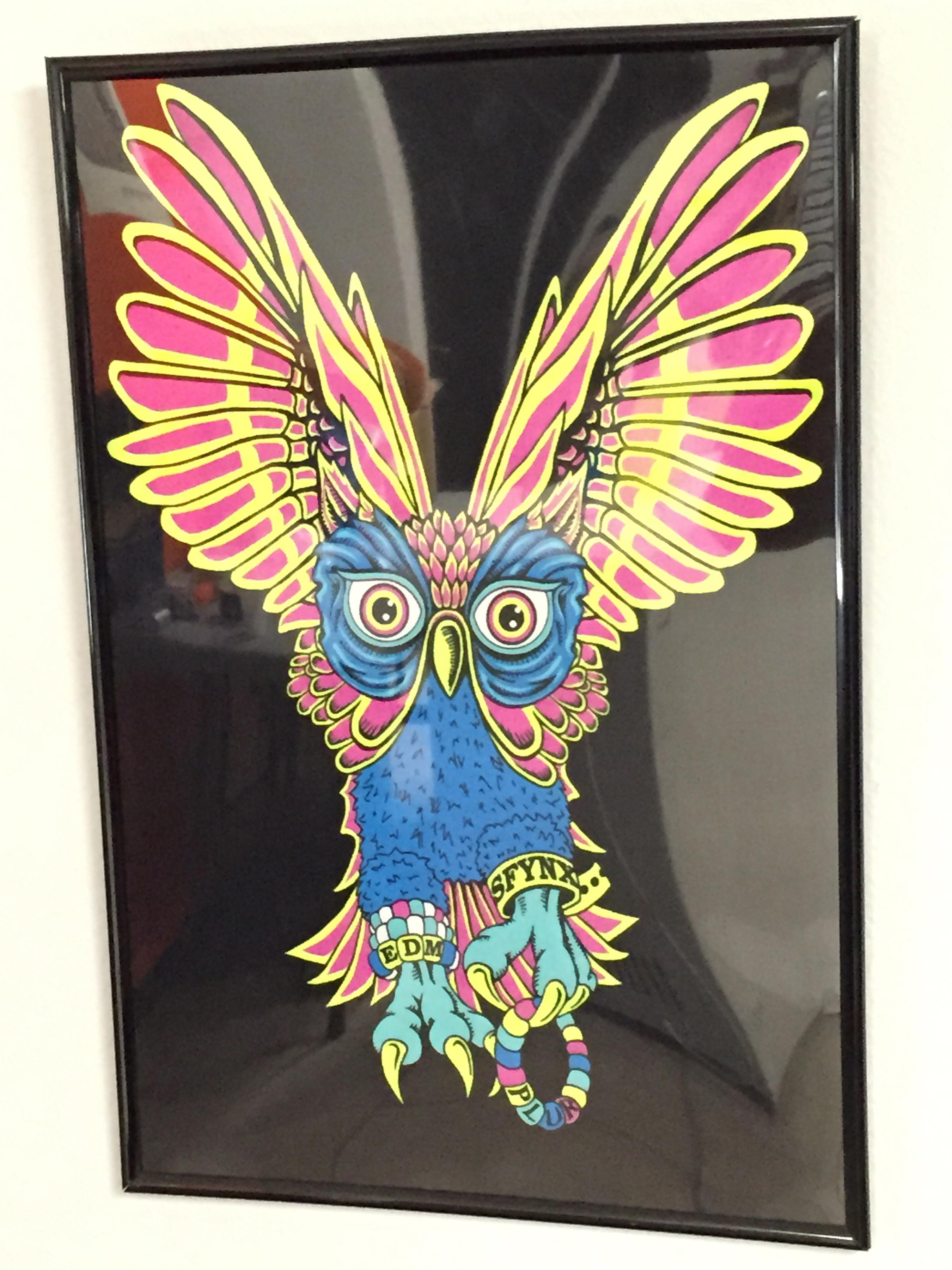 Owl Print_01