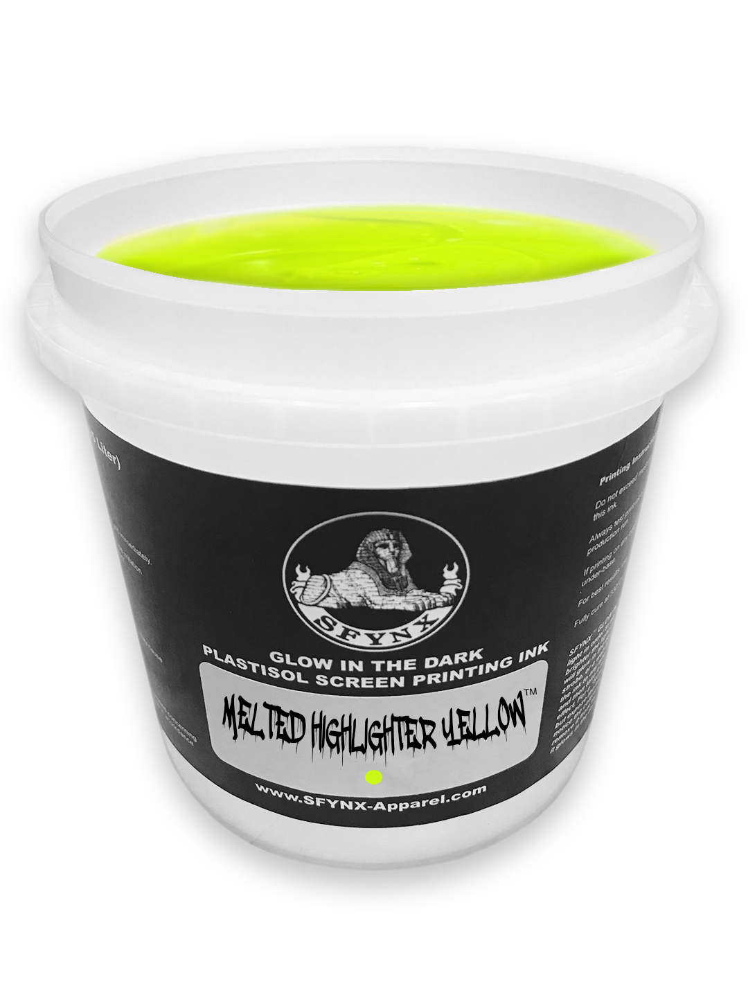 Melted Highlighter Yellow_1