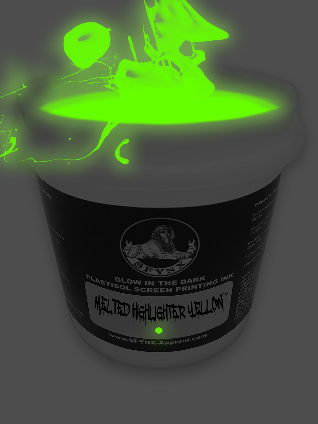 Melted Highlighter Yellow_2